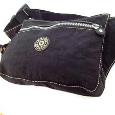 Kipling Waist Bag with Buckle and Fur Gorila Charm - Travel