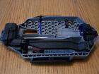Traxxas HOSS 4X4 VXL Chassis Battery Strap Receiver Bx Motor Mount Slipper Cover