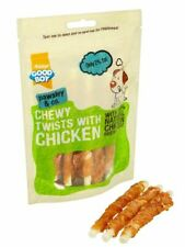 Good Boy Pawsley Chewy Twists With Chicken Meat Treats Chews