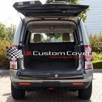 LAND ROVER DISCOVERY 3 TAILORED FULL LENGTH LOAD LINER BOOT MAT 04-09 063
