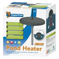 More details for superfish pond heater 150w - winter koi fish life saver frozen ice garden ponds