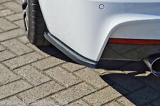 Heckansatz Diffusor Spoilerecken Seitenteile ABS BMW 3er F31 M-Paket Carbon Look