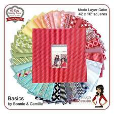 Bonnie and Camille Basics by Moda Fabrics - Layer Cake M55023LC