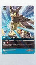 Carte Dragon ball Z Cell DB-600