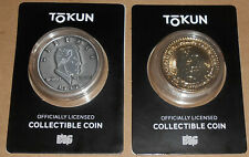 Batman Florey Tokun Coin SET Two Face First Appearance Detective Comics DC New