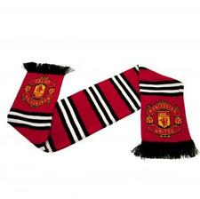 Manchester United FC Red Stripe Scarf