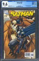 Batman 656 (DC) CGC 9.6 White Pages 1st full appearance of Damian Wayne