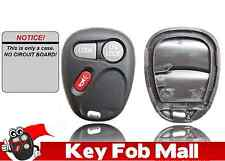 NEW Keyless Entry Key Fob Remote CASE ONLY REPAIR KIT For a 2001 Chevrolet Tahoe