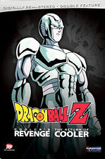 Dragon Ball Z: The Movies - Coolers Revenge/The Return of Cooler (DVD, 2008, 2-D
