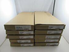 Lot of 10 NEW in Box Original Lenovo SK-8827 00XH688 Wired USB Black Keyboards