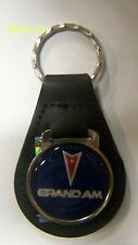 PONTIAC GRAND AM LEATHER KEY CHAIN