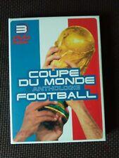coffret 3 dvd coupe du monde anthologie football