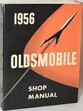 1956 OLDSMOBILE SHOP MANUAL #278869