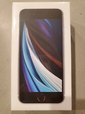 Apple iPhone SE 2nd Gen. - 64GB - White (AT&T) A2275 New with 1 year warranty