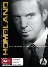 Homeland: Season 1 - 2 = NEW DVD R4