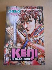 KEIJI Il Magnifico n°6 1999 edizioni Star Comics   [G401]