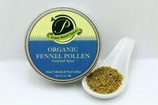 Organic Fennel Pollen 1oz Tin (by Pollen Ranch)