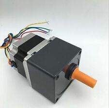 Nema23 Geared Ratio 10:1 5.5N.m Gearmotor Reducer Stepper Motor L41mm CNC Router