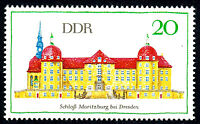 1380 postfrisch DDR Briefmarke Stamp East Germany GDR Year Jahrgang 1968