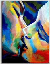 CHENPAT266 big lover art 100% hand-painted wall art oil painting on  canvas