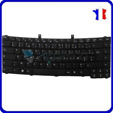 Clavier Français Original Azerty Pour Acer TravelMate  6463   Noir Neuf