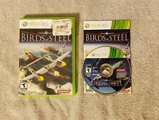 Birds of Steel [Microsoft Xbox 360 Video Game] Complete Tested