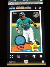 [Digital Card] Topps Bunt Ichiro Suzuki 1985 All Stars Relic