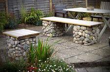 Gabion Basket 1 x 1 x 1m | Pack of 10 | Erosion Control, Retaining Wall, Gardens
