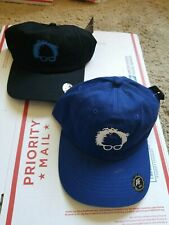 Bernie Sanders 2020 Set Of 2 Baseball Caps Sdcc Bnwt Biden Obama Elections Yoga