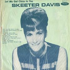 SKEETER DAVIS let me get close to you HAISHAN LP(ASIA) HS-313_orig 1964