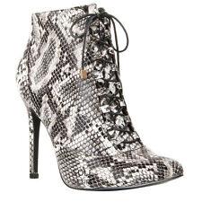 Women's Animal Print Boots