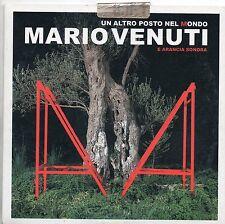 MARIO VENUTI CD single PROMO 1 traccia UN'ALTRO POSTO NEL MONDO sigillato 2006