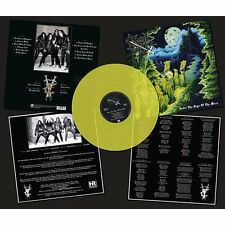 CRUEL FORCE - UNDER THE SIGN OF THE MOON  LTD YELLOW LP Bathory,Blizzard,Ketzer