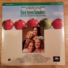 LASERDISC Movie: FRIED GREEN TOMATOES - Kathy Bates, Jessica Tandy - Collectible