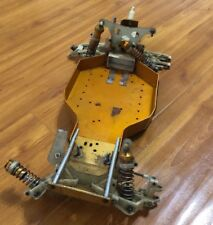 Vintage RC10 Team Associated AE Gold Pan Very Rare!!