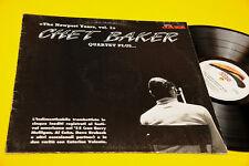 CHET BAKER LP NEWPORT YEARS ITALY 1989 EX