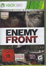 Enemy Front-Limited Edition (x-box360)