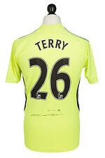 John Terry Signed Shirt Autograph Chelsea #26 Away Jersey Memorabilia + COA