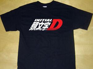 Initial D cars tshirt Funny t shirt tees Initial D street racing t-shirt