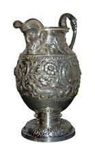 Fine S. Kirk & Sons Repousse Sterling Ewer Lot 505