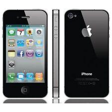 NEUF APPLE iPHONE 4S 32GO NOIR IOS 9 SMARTPHONE CADEAUX GRATUITS