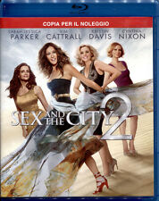 SEX AND THE CITY 2 - Blu-Ray EX-RENTAL, PERFETTO, OFFERTA!
