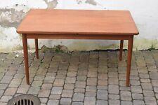 SIBAST Teak Esstisch/dining table Arne Vodder Ausziehtisch Table danish design