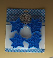Cookie Cutter Set 4 NIP Vintage Walt Disney MICKEY MINNIE MOUSE DONALD GOOFY