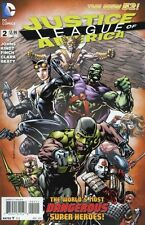 Justice League Of America #2 (NM)`13 Johns/ Finch