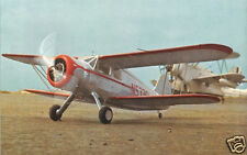 """Model Airplane Plans (Ff): Waco Yks-6 1/12 Scale 33¼""""ws for .049-.09 Engine"""