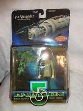 Lyta Alexander Green Ship Babylon 5 Earth Aliance Diamond Action Figure Toy