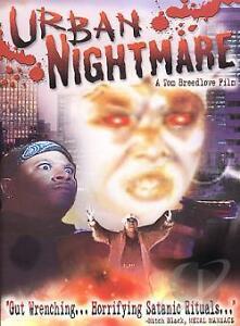 Urban Nightmare DVD Tom Breedlove