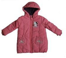Charmmy Hello Kitty Winterjacke mit Kapuze Größe 104