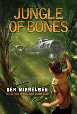 Jungle of Bones - LikeNew - Mikaelsen, Ben - Hardcover